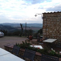 Photo taken at Agriturismo Antico Borgo Poggiarello by Raf P. on 4/15/2012