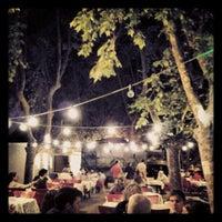 Photo taken at Paço de Arcos Garden by Jose Carlos S. on 6/1/2012