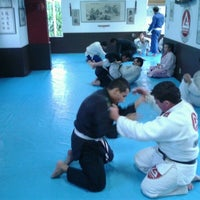 Photo taken at Chinkuan Jiu Jitsu by Raphael B. on 9/10/2012