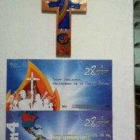 Photo taken at Oficina Nacional Obras Misionales Pontificias El Salvador by Martha Isabel C. on 7/6/2012