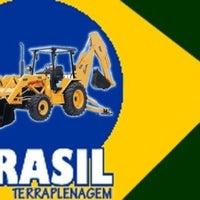 Photo taken at Brasil Terraplenagem E Locacoes De Maquinas Pesadas by Gustavo S. on 9/3/2012