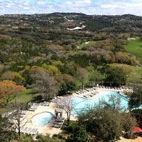 Photo taken at Barton Creek Resort & Spa by Raleigh M. on 3/11/2012