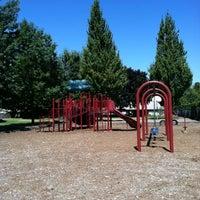 Photo taken at Westown Park by Matt O. on 8/24/2012