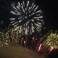 Photo taken at Elliston Park by Matt B. on 8/17/2012