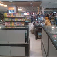Photo taken at Gramedia by Areta J. on 7/30/2012