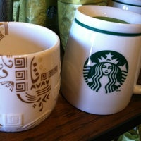 Photo taken at Starbucks by Cheley F. on 5/18/2012