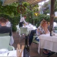 Photo taken at Ristorante Azzurro - La Cucina Italiana by Alexander W. on 5/10/2012