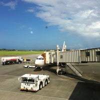 Photo taken at Miyako Airport (MMY) by aliang s. on 8/16/2012