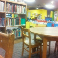 Photo taken at Wadleigh Memorial Library by Tammy M. on 4/4/2012