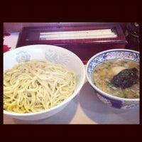 Photo taken at みの麺多 by TATARA K. on 3/4/2012