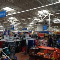 Photo taken at Walmart Supercenter by Robert S. on 5/27/2012
