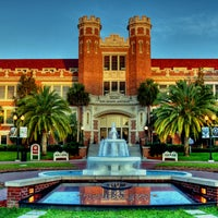 Photo taken at Florida State University by Florida State University on 2/27/2012