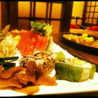 Foto tirada no(a) Kaizen Japanese Food 改善 por Raiana Freitas em 2/23/2012