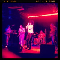 Снимок сделан в Underground Arts пользователем Jamie W. 8/31/2012