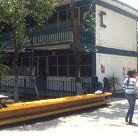 Photo taken at Colegio de Ciencias y Humanidades Plantel Oriente by Gibran H. on 4/26/2012