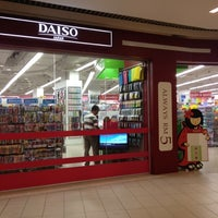 Photo taken at Daiso by See Mei C. on 2/23/2012