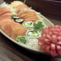 Foto tirada no(a) Fish Maria por Amanda L. em 2/4/2012