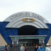 Photo taken at Cinéma Cineplex Odeon Ste-Foy by Johary R. on 6/3/2012