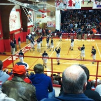 Photo taken at Swartz Creek High School by Andie D. on 3/9/2012