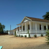 Photo taken at Sikes Adobe Historic Farmstead by Denise S. on 7/19/2012
