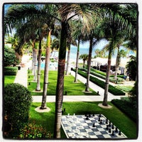 Photo taken at The Reach, A Waldorf Astoria Resort by Darren O. on 9/13/2012