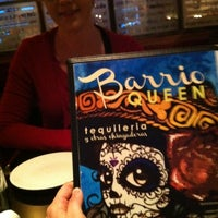 Photo taken at Barrio Queen by MacKenzie E. on 2/9/2012