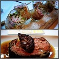 Photo taken at Alexander's Steakhouse - San Francisco by Jane N. on 6/25/2012