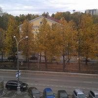 Photo taken at Школа №9 им. А. С. Пушкина by Julia B. on 9/10/2012
