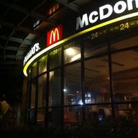 Photo taken at McDonald's by Jureepan N. on 4/4/2012