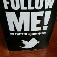 Photo taken at Jimmy John's by Sean W. on 8/5/2012