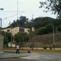 Photo taken at Municipalidad de Santiago de Surco by Daniela G. on 8/28/2012