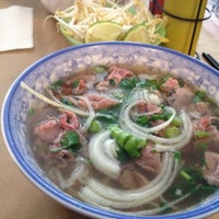 Photo taken at Pho Viet by David T. on 2/14/2012
