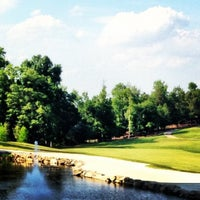 Photo taken at The Golf Club at Ballantyne by Reid V. on 4/28/2012