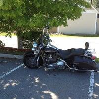 Photo taken at Seacoast Harley-Davidson by Jason F. on 7/1/2012