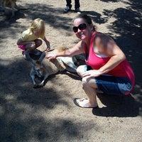 Photo taken at Tanganyika Wildlife Park by Pete D. on 6/13/2012