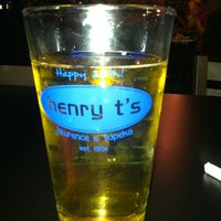 Photo taken at Henry T's Bar and Grill by Katie O. on 2/18/2012
