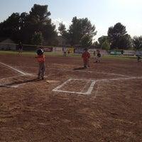 Photo taken at Tri City Little League Baseball Fields by Jeff D. on 5/25/2012