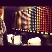 Photo taken at Nespresso by Elina R. on 8/18/2012