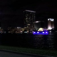 Photo taken at Lake Eola Playground by Steve V. on 2/20/2012