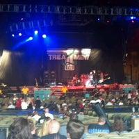 Photo taken at Blossom Music Center by Jarrod B. on 9/12/2012