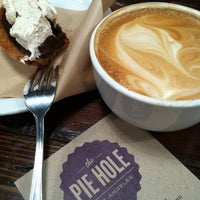 Photo taken at The Pie Hole by Shaneil on 3/15/2012