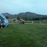Photo taken at Potts Field by Marc S. on 7/28/2012