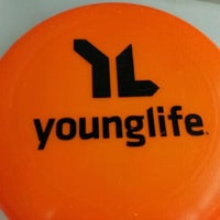 Photo taken at YoungLife Office by Rachael E. on 3/19/2012