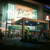 Photo taken at Plus Shopping Mall by Sombhorn B. on 4/19/2012
