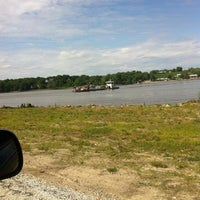 Photo taken at Golden Eagle Ferry by Aaron W. on 4/21/2012