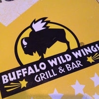 Photo taken at Buffalo Wild Wings by Gabriel G. on 5/18/2012