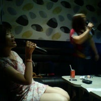 Photo taken at Green Box Karaoke by Sharon L. on 3/10/2012