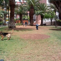 Photo taken at Parque Estudiante Javier Fernández Quesada ( Antiguo Parque Los Dragos) by Ramón H. on 6/9/2012