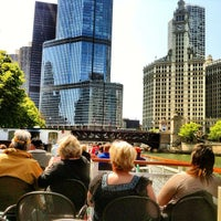 Photo taken at M/V Chicago's Leading Lady by Mathew B. on 5/17/2012