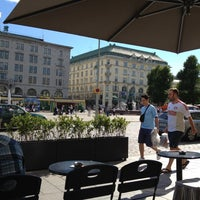 Photo taken at Salutorget by David A. on 7/19/2012